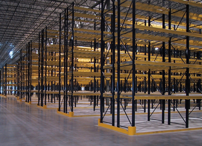 League City, TX Used Pallet Racking