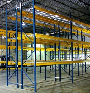 Baytown, TX Industrial Racks